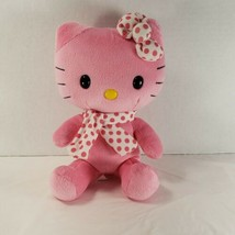 "Build A Bear Small Fry Pink HELLO KITTY 9"" Stuffed Plush Toy Doll Sanrio... - $29.02"