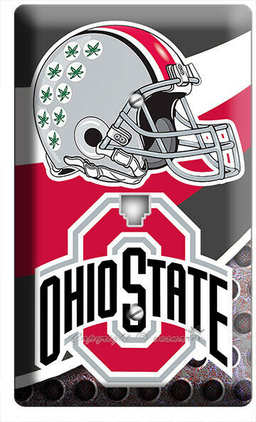 OHIO STATE BUCKEYES UNIVERSITY FOOTBALL TEAM PHONE TELEPHONE WALL COVER HD DECOR