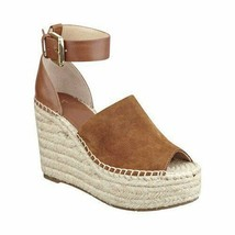 Marc Fisher Adalyn Women's Espadrille Wedge Sandal US 8.5 M - $73.52