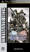 Dissidia: Final Fantasy - Universal Tuning (Ultimate Hits) [Japan Import... - $24.61