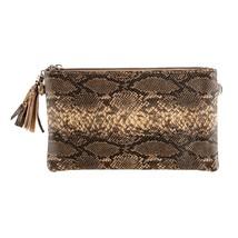 Snake Skin Crossbody bag - $35.95