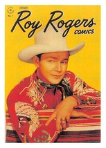 1992 Arrowpatch Roy Rogers Comics Trading Card #1 > Trigger > Happy Trails - $0.99
