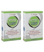 2-Pack OMNI Cleansing Shampoo Remove Chlorine~Chemical Residue ~Puriclean - $26.95