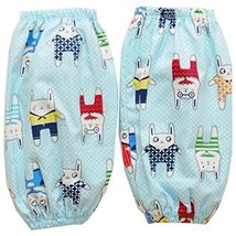 Baby Sleeves Prevent Sleeves Of Babies' Clothes From Being Dirty(Blue Ra... - $12.70