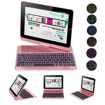 New iPad Keyboard case, Ipad pro 9.7 Keyboard case,Feitenn Wireless Blue... - $46.23