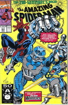 the Amazing Spider-Man Comic Book #351 Marvel Comics 1991 FINE+ - $2.50