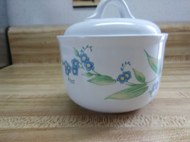 corelle coordinates sugar bowl - $9.45