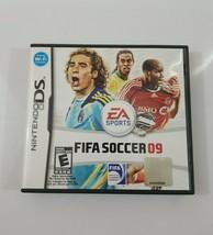 FIFA Soccer 09 (Nintendo DS, 2008) Complete - $7.42
