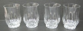 Heisey Crystolite Flat10 oz Tumbler Bar Whiskey Lot of 4 Excellent Shape  - $148.01
