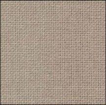28ct Wheat (Country Road) Lugana evenweave 18x27 cross stitch fabric Zwe... - $9.45