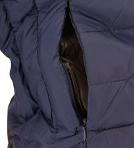 Maximos Men's Slim Fit Lightweight Zip Insulated Packable Puffer Hooded Jacket image 8