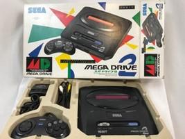 Japanese Sega Genesis Model Mega Drive 2 Collectible Console - $128.24