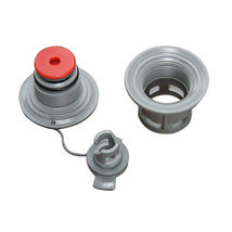 Halkey-Roberts(HR) Air Valve For Inflatable Boat Raft Gray  image 2