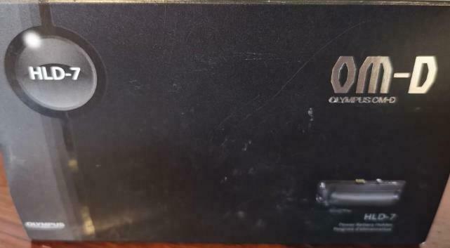 OLYMPUS HLD-7 Power Battery Grip for OM-D E-M1