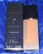 Dior Forever 24h* Wear High Perfection Skin-Caring Matte Foundation-9N - $34.60
