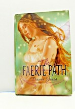 The Faerie Path by Frewin Jones HardCover Book with Dust Jacket - $5.90