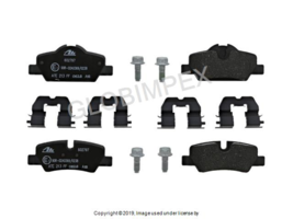 MINI Cooper (2015-2020) Brake Pad Set REAR ATE OEM + 1 YEAR WARRANTY - $87.90