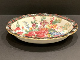 Ralph Lauren Wedgwood Hampton Floral Oval Vegetable Bowl - $83.16