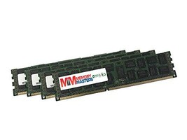 MemoryMasters 64GB (4 X 16GB) Memory for Apple Mac Pro Mid 2010 1333MHz DDR3 ECC