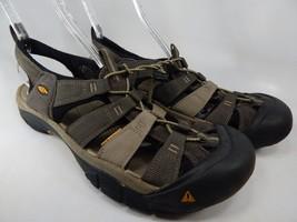 Keen Newport H2 Size 13 M (D) EU 47 Men's Sport Sandals Shoes Brindle 1012202