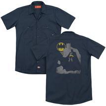 Batman - Bat Knockout(Back Print) Adult Work Shirt - $44.99+