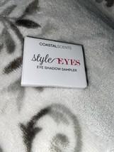 Coastal Scents style Eye Eyeshadow Sampler New - $4.53