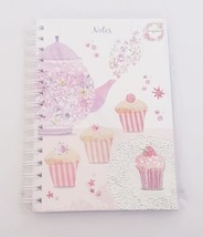 A5 Daisy Patch Wirebound Notebook Paper Rose New & Sealed  - $10.42