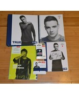 One Direction Office Depot LIAM Lot 6 Items Binder Notebook Comp Book Di... - $24.49
