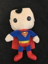 DC Comics Superman Funco pop Stuffed  Plush Doll Action Figure Super Her... - $5.00