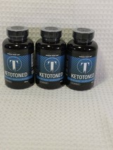 Ketotoned Natural Ketogenic Weight Loss (3-Pack, 180ct) - SEALED - EXP 1... - $16.62