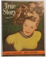 True Story Magazine April 1948 Dick Haymes Story - $6.99