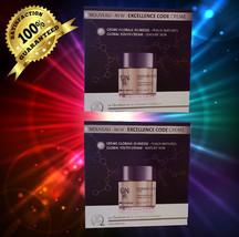 Yonka Excellence Code Global Youth Cream 2 TRAVEL PAKS FRESH - $9.99