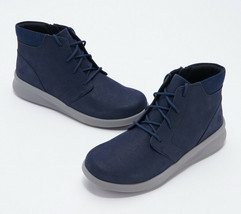 CLOUDSTEPPERS by Clarks Women's Lace-Up Ankle Boots - Sillian 2.0 Way Na... - $64.34