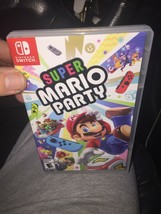 Super Mario Party (Nintendo Switch, 2018) New Other - $48.37