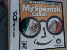 Nintendo DS My Spanish Coach image 1