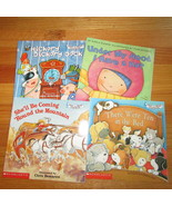 lot kids books Sing and read 10 in bed hickory dickory dock comin round ... - $11.99