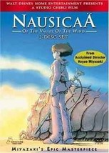 DVD - Nausicaa of the Valley of the Wind 2-DVD  - $23.94