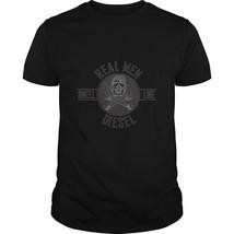 Real MEN smell like diesel - Funny Men's T-shirt for mechanics - $19.99+
