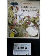 Eulalie and the Hopping Head by David Small with AUDIO CASSETTE (Paperback) - $19.99
