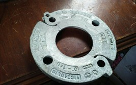 "Victaulic 3""-741 5/8"" Bolt Vic-flange Adapter"