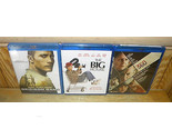 360 The Big Picture  Gridiron Gang Blu-ray DVD's New/ Unopened