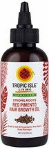 Tropic Isle Living Strong Roots Red Pimento Hair Growth Oil 4 oz - $16.00
