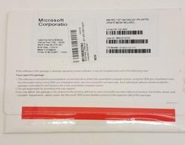 Microsoft Windows 7 Pro 64 Bit DVD OEM System Builder English - $39.59