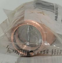 Nibco 9002450PC PC600 R Copper Reducing Coupling 2 Inch by 1 1/4 Inches image 5
