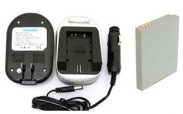 SBLH73 CSSBLH73 Battery + Charger For Samsung SDCMS61 SDCMS61B SDCMS61S - $25.16