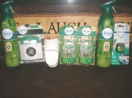 2 Febreze NOTICEables FROSTED PINE Dual Scented Plugins Oil refills 2 Ai... - €36,46 EUR
