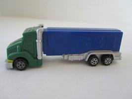 Pez Dispensers 2004 Blue Truck - $5.89