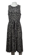 Lauren Ralph Lauren Womens Sz 10P Spring Black/White Dress 2347-3 - $50.91
