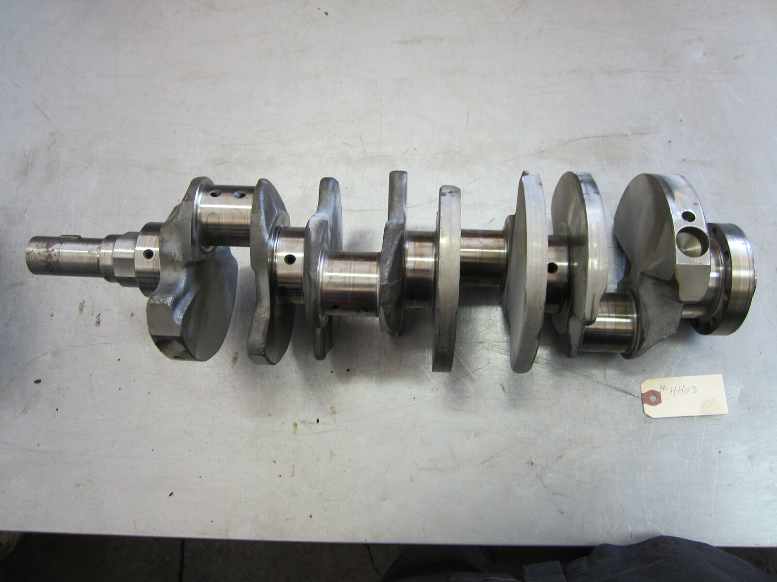 Primary image for #HH03 CRANKSHAFT 2006 TOYOTA 4RUNNER 4.7