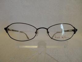 Nicole Miller Shangirlana in Ginger 50X17 135mm Eyeglass Frame - $24.70